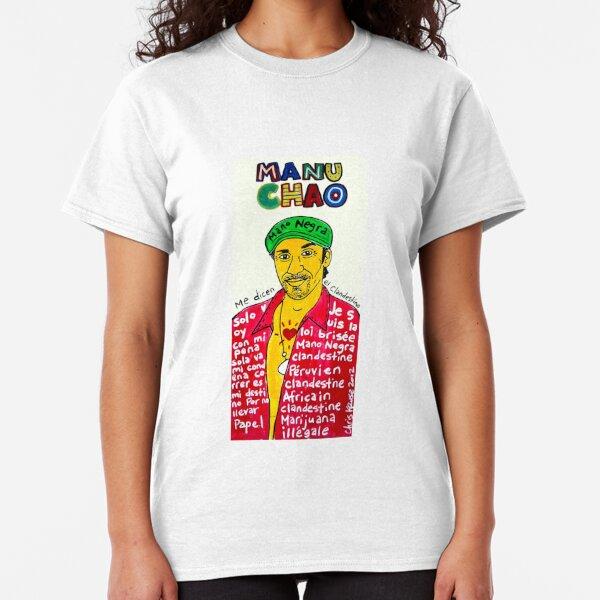 Manu Chao T-Shirts   Redbubble