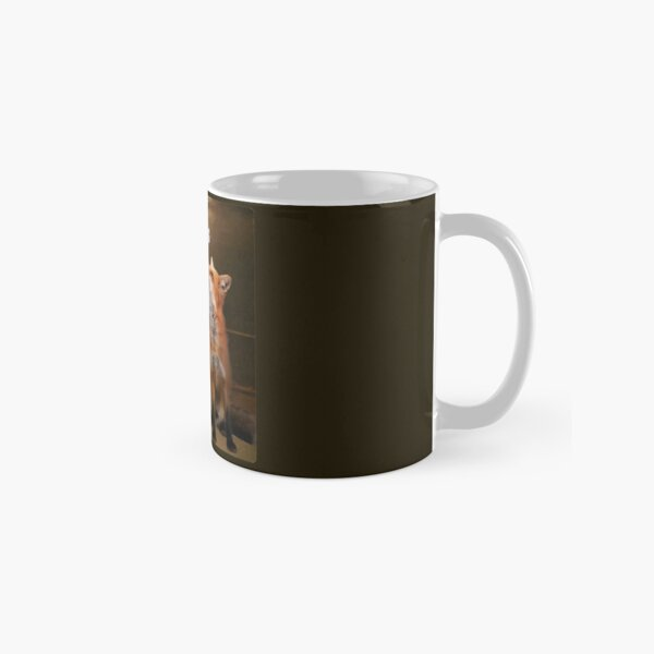 Fleabag: It's a F'ing Fox!  Classic Mug