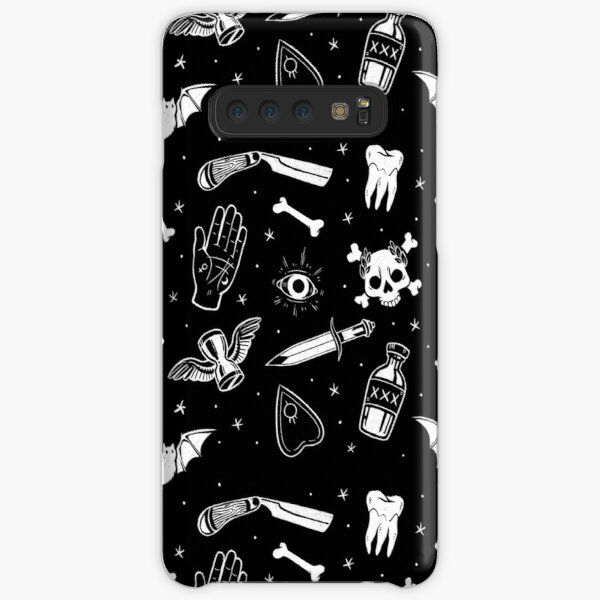 A Few of My Macabre Things Samsung Galaxy Snap Case