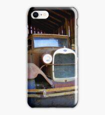 A Master Piece In The Garage iPhone Case/Skin