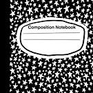 Composition Notebook - Star Edition by Carprincess