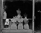 Mannequins, Athens by pmreed