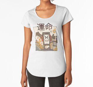 Premium Scoop T-Shirt
