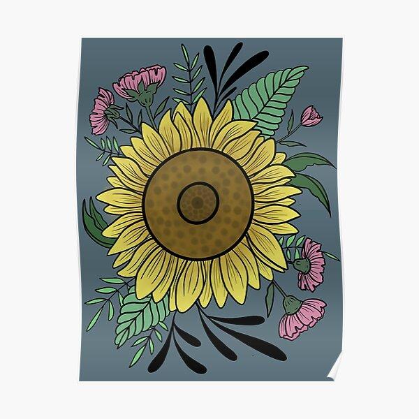 Sunfllower Poster