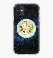 Coffee Latte Planet iPhone Case