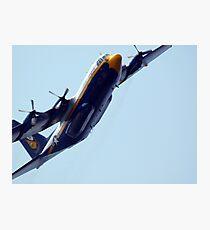 BLUE ANGELS BIG BERTHA Photographic Print