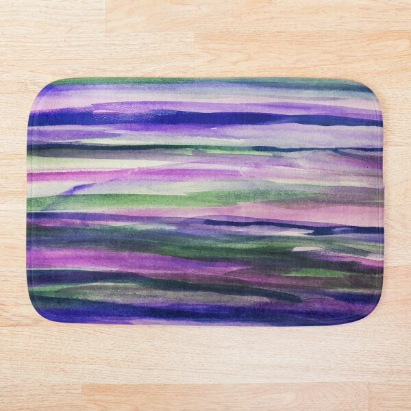 I Like to Mauve It Bath Mat