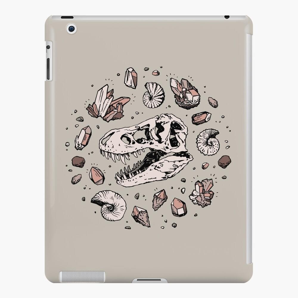 Geo-rex Vortex   Rose Quartz iPad Case & Skin