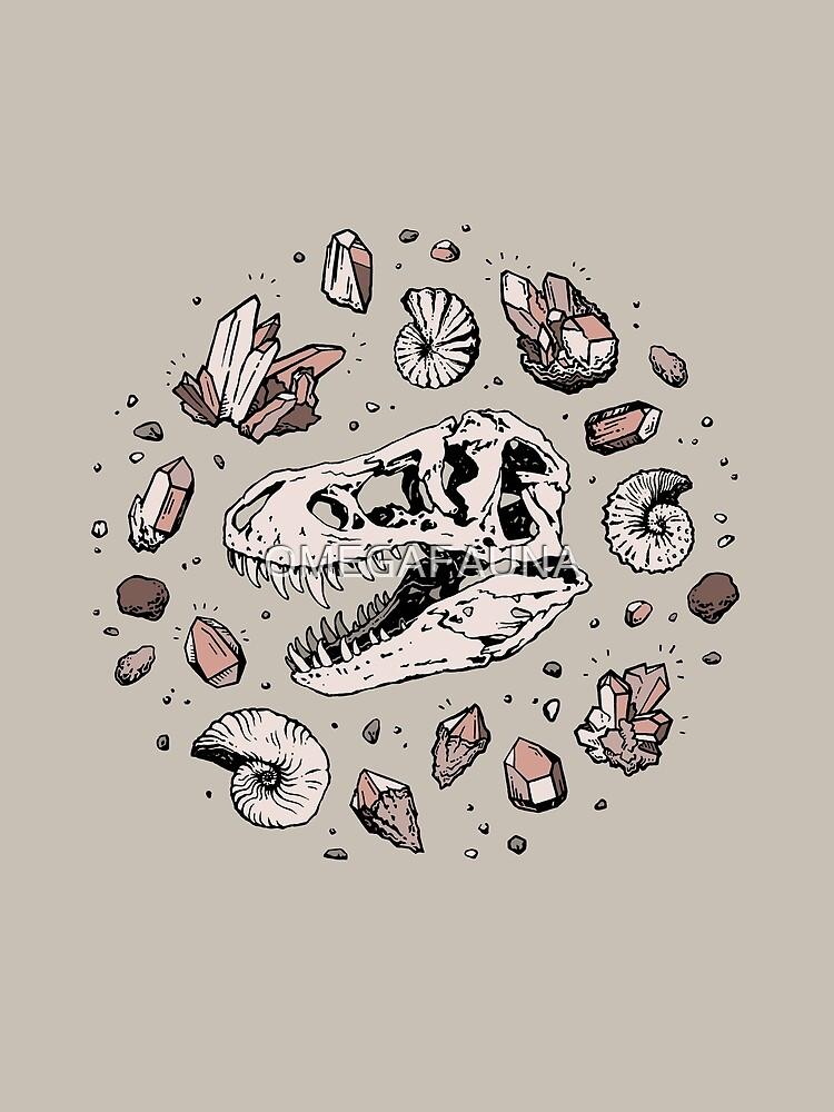 Geo-rex Vortex | Rose Quartz by OMEGAFAUNA