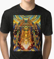 Dmt King Tri-blend T-Shirt