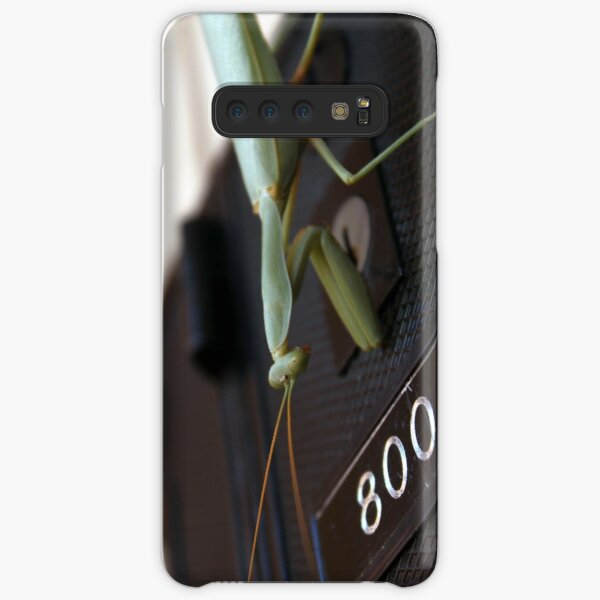 Praying Mantis collects the mail Samsung Galaxy Snap Case