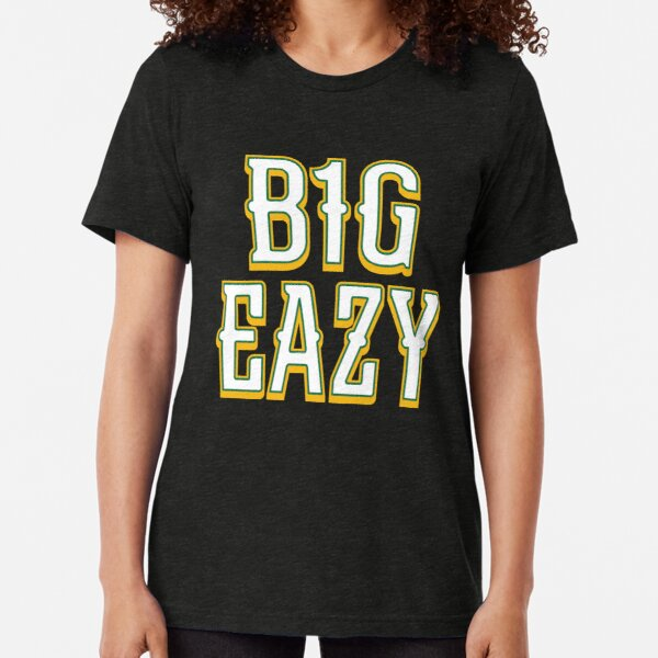 B1G EAZY - Purple/City Tri-blend T-Shirt Unisex Tshirt