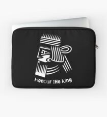 Honor The King  Laptop Sleeve
