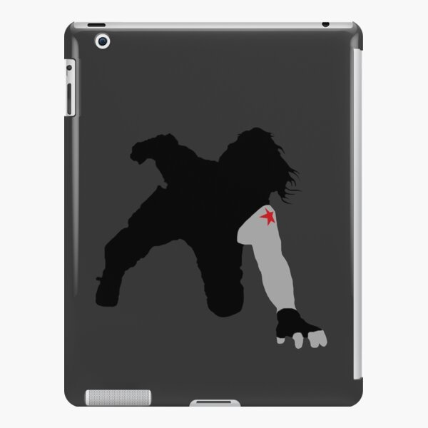 Winter Soldier Car Scene iPad Snap Case