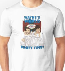 Wayne's World - Party time! T-Shirt