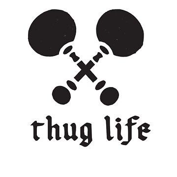 thug life by justintodd17