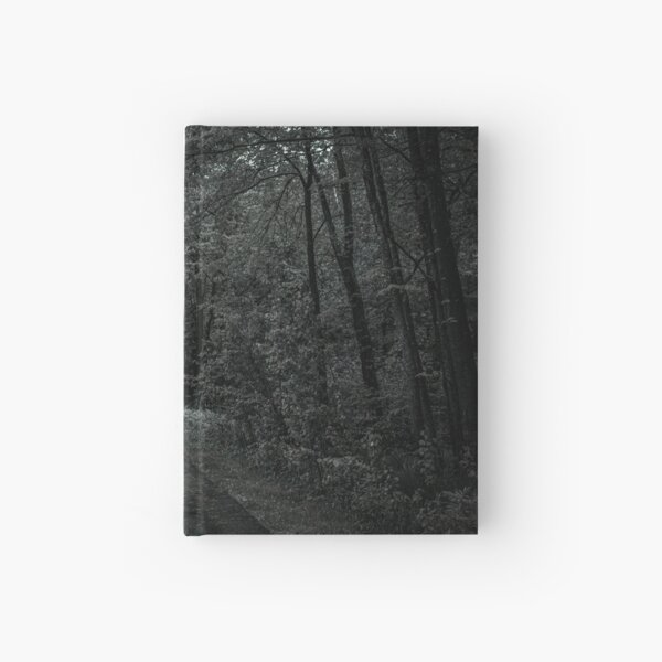 Walk in the woods Hardcover Journal