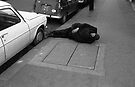 Sidewalk Sleeper by pmreed