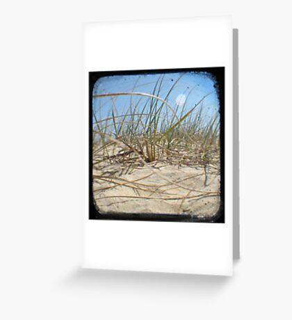Grassy Dunes - TTV #2 Greeting Card
