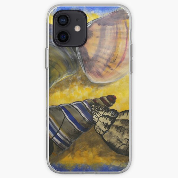 Sea Shells iPhone Soft Case
