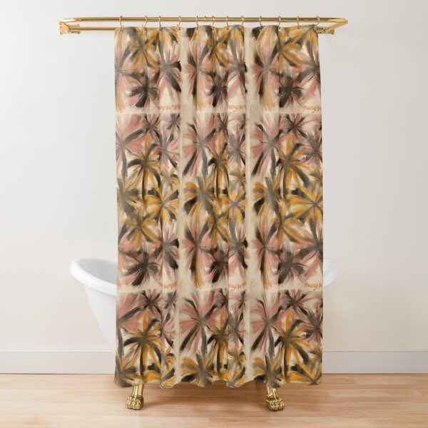 Pop along Shower Curtain