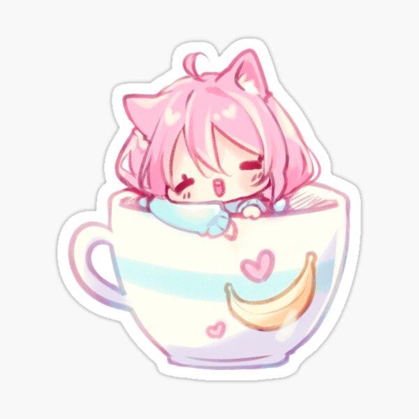 Comfy mug Sticker