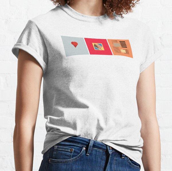 Kanye abstract album art Classic T-Shirt