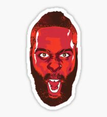 Fear The Beard (James Harden) Sticker