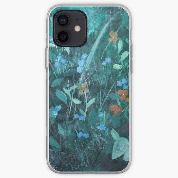 Flowers in Garden iPhone Soft Case