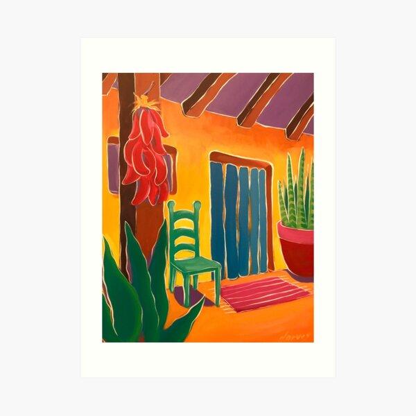 Peppers Art Print