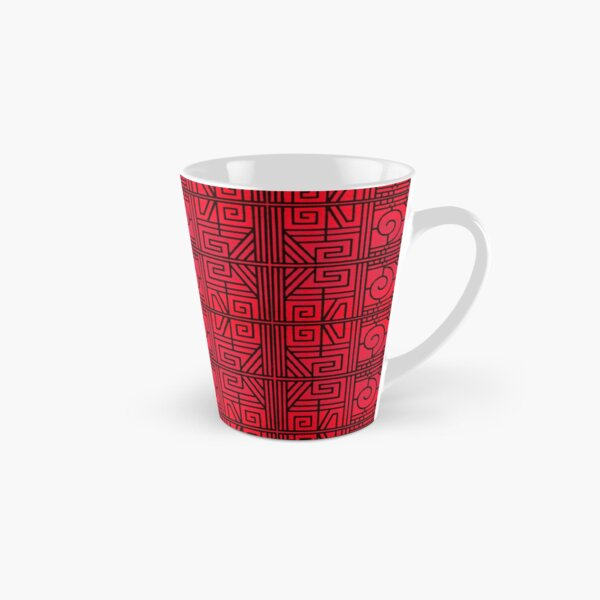 Primitif 117 by Hypersphere Tall Mug