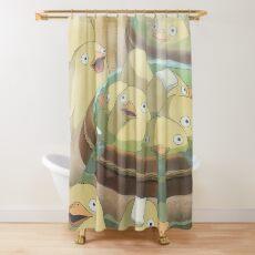 Duck Bath Shower Curtain