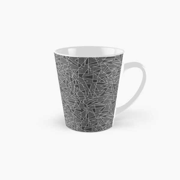 Triangoli 59 by Hypersphere Tall Mug