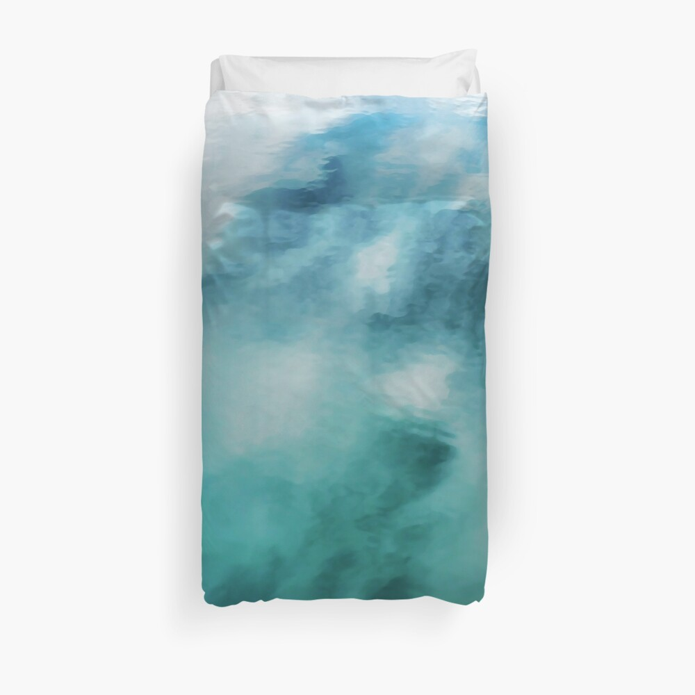 On the Water #nature #decor #buyartprints #redbubble Duvet Cover