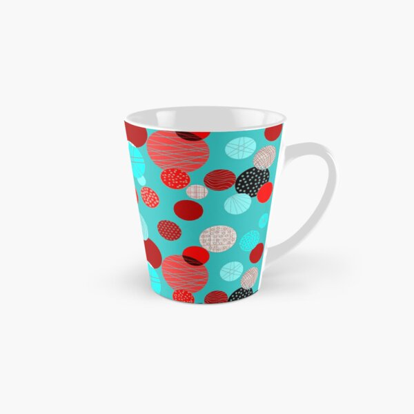 Circlets 13 by Hypersphere Tall Mug
