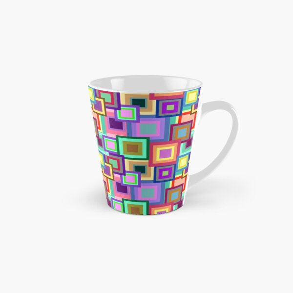 Squared 1 by Hypersphere Tall Mug