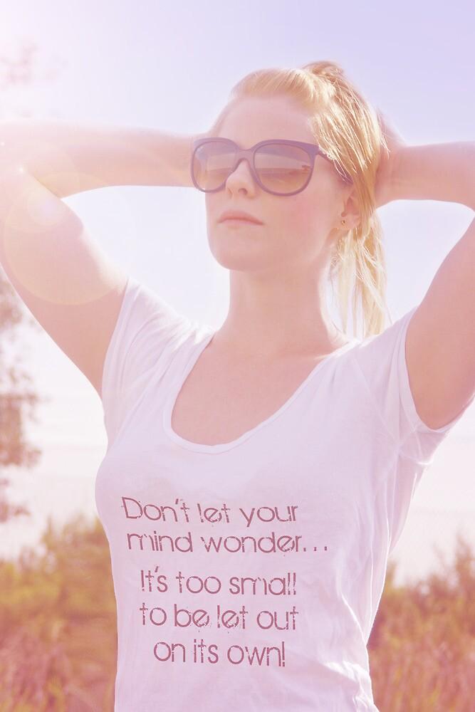 Mind Wonder by Andrew Gordon