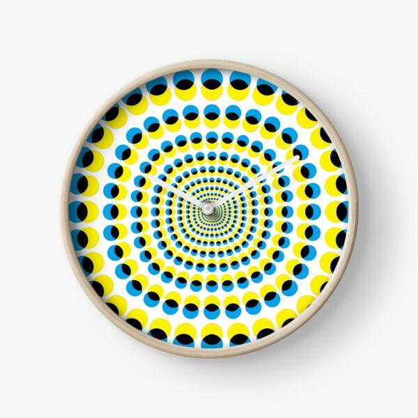 #pattern, #art, #circular, #abstract, design, illustration, shape, proportion, decoration, circle, geometric shape Clock
