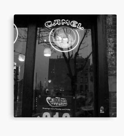corner store, brooklyn, nyc Canvas Print