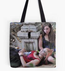beauty in ruins Tote Bag