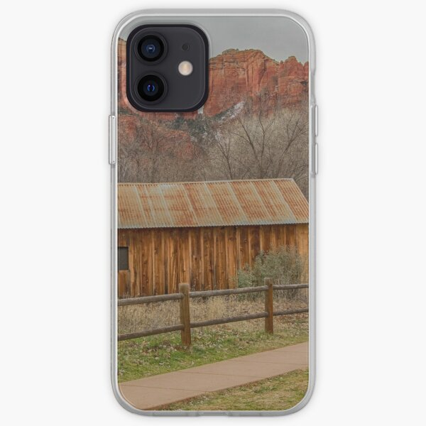 Cathedral Rock Beauty iPhone Soft Case
