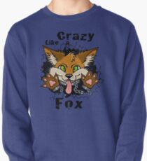 Crazy Like a Fox! Pullover