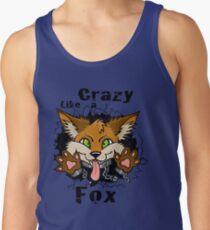 Crazy Like a Fox! Tank Top