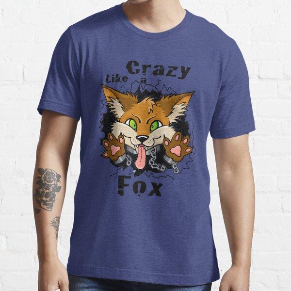 Crazy Like a Fox! Essential T-Shirt