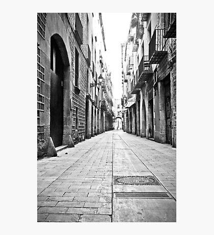 Barcelona 12 Photographic Print