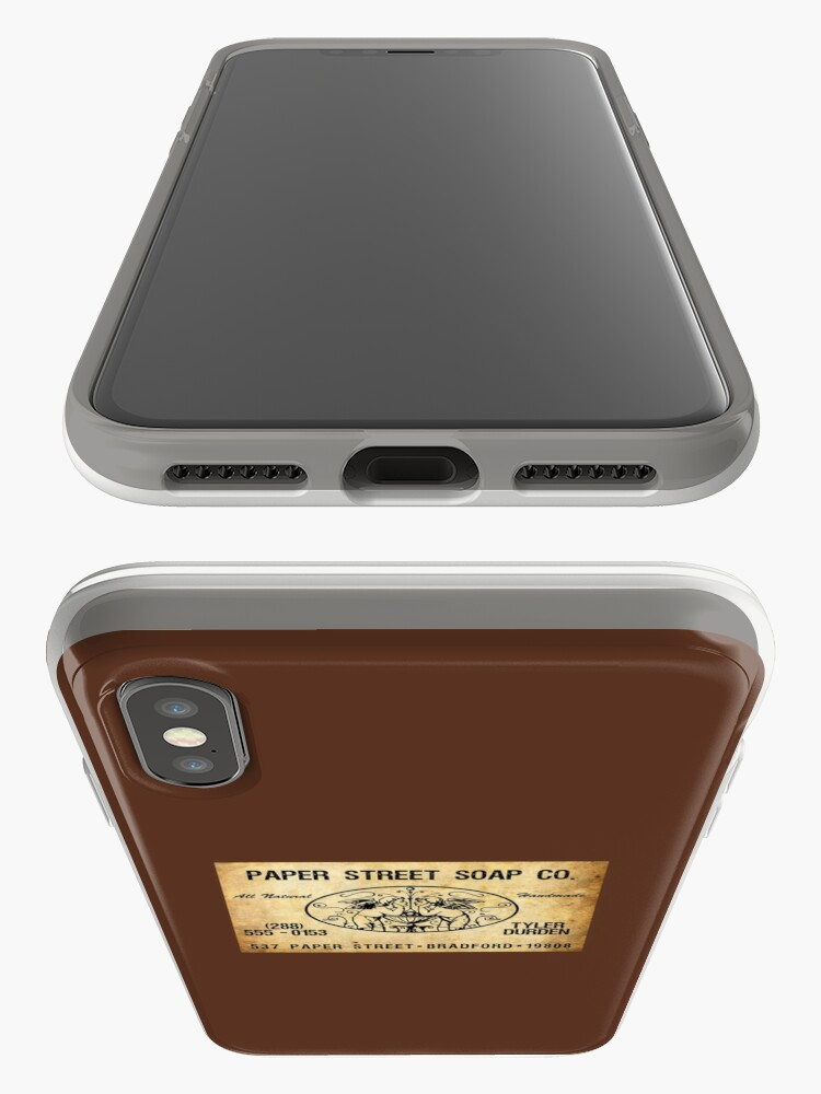 Alternate view of Paper Street Soap Co. iPhone Case & Cover