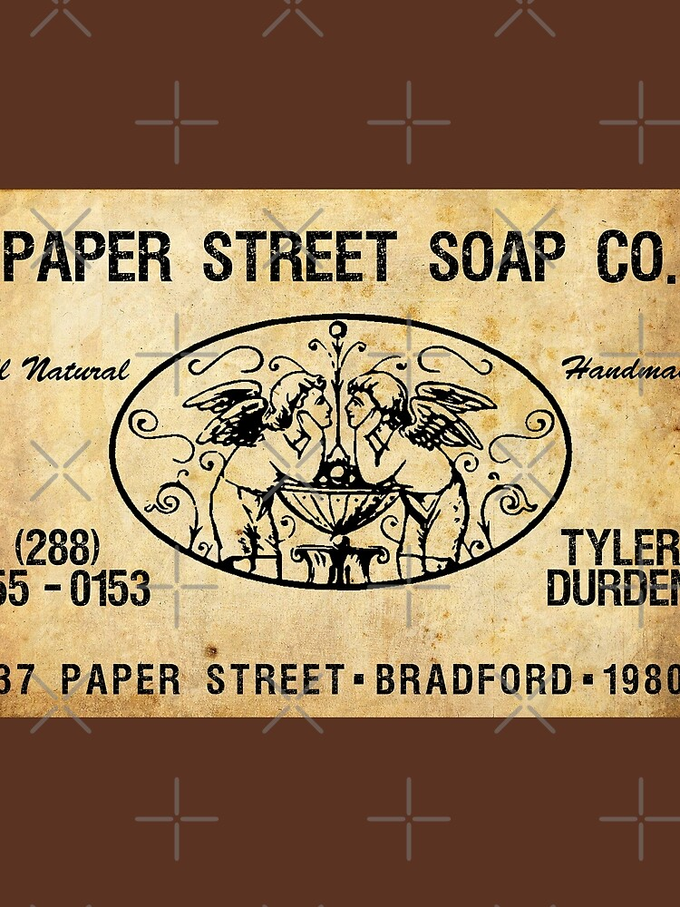 Paper Street Soap Co. by DarkMatter2016