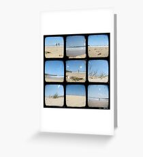 A Day at the Beach - TTV Collective Greeting Card