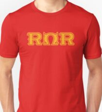 Roar Omega Roar (Monsters U) Slim Fit T-Shirt