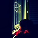 sitting, waiting, wishing. by Lance Anthony A.